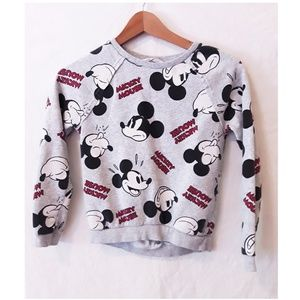 ⭐⭐H&M Kids Mickey Mouse Sweater ⭐⭐